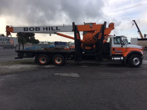 HC043 Boom Truck
